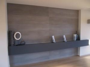 Decorative Concrete Feature Wall panels