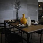 Decorative concrete Wall Panels dininig