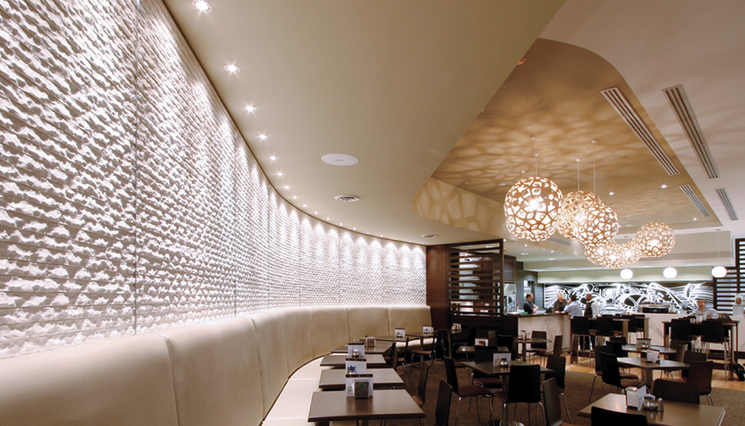 Long Feature Wall Design 2014