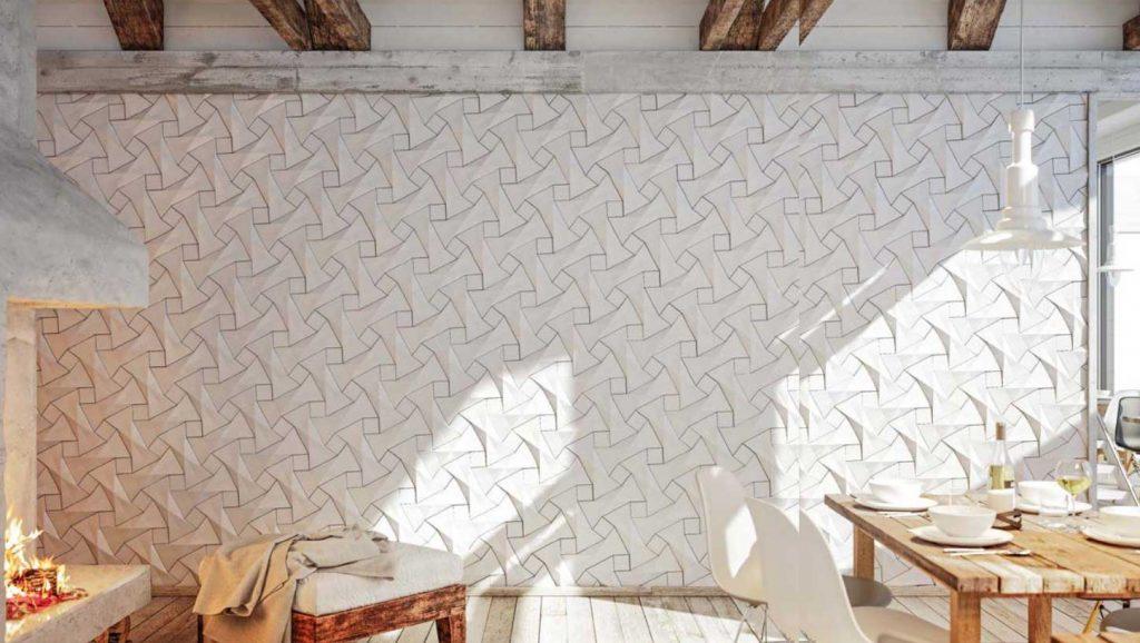 Feature Wall tiles - Kaaza Concrete